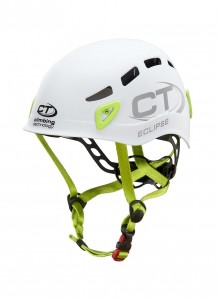 Kask wspinaczkowy Eclipse White
