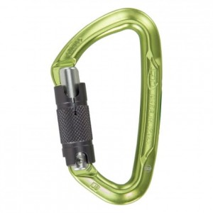 Karabinek Lime CF WG (Twist Lock)